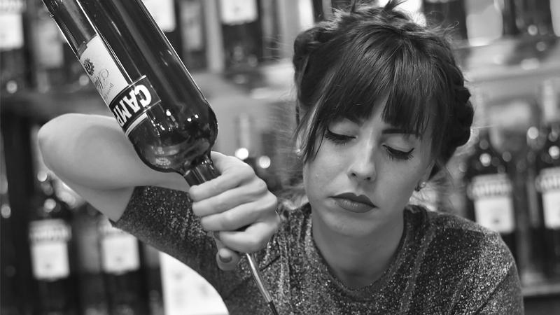 Marina-Pipi-Yalour-bartender-Campari-embajadora