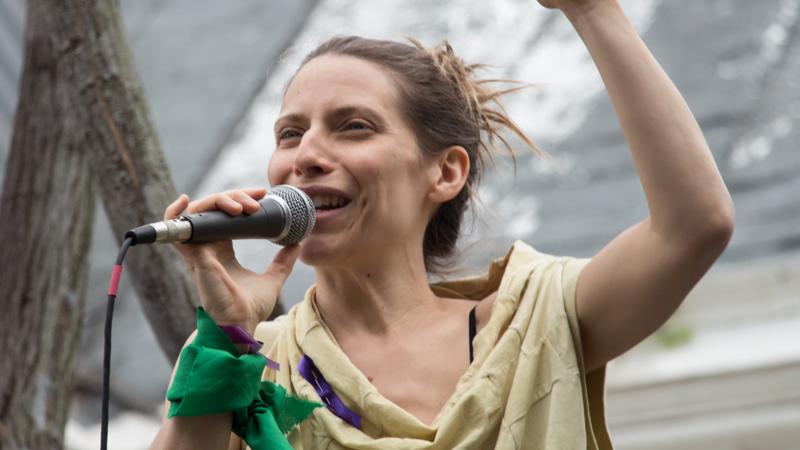 Elena-Roger-Arte por la Igualdad, Queridas, Día de la No Violencia contra las Mujeres, violencia de género