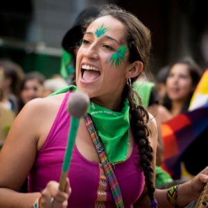 Laura-Rivas, feminismo 8M