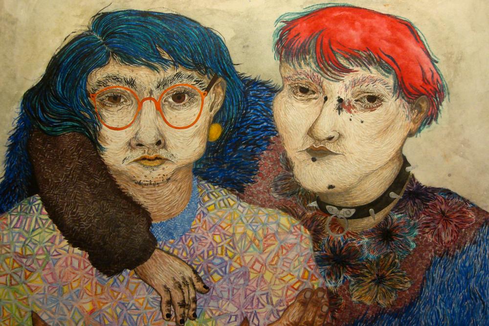 Kali Castro-Artivismo Ilustrado Morán