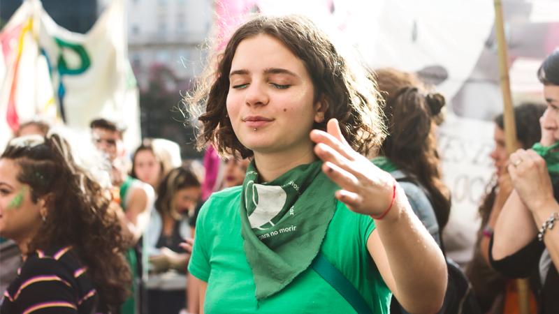 app-ENM, Encuentro Nacional de Mujeres, Aborto legal